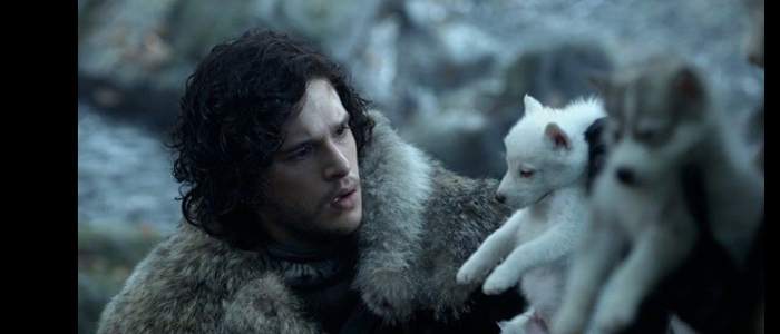 Jon Snow games of thrones